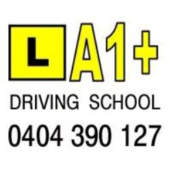 Helensvale driving school lessons bookings by A1+ Driving School