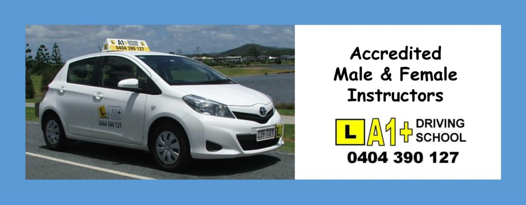 Driving Instructor Gold Coast